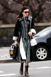 Charlotte Deckers Photography | FashionWeek NewYork AW19 Fashion Streetstyle Madelynn Furlong