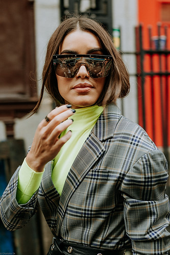 Charlotte Deckers Photography | FashionWeek NewYork SS19 Fashion Streetstyle Camille Coehlo