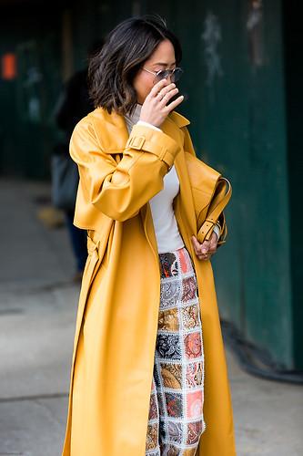 Charlotte Deckers Photography | FashionWeek NewYork AW19 Fashion Streetstyle Aimee Song