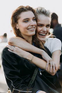 Charlotte Deckers Photography | FashionWeek Paris SS19 Fashion Streetstyle Models