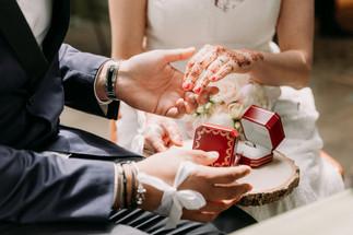 Charlotte Deckers Photography | Wedding Photographer | Exchange of Alliances
