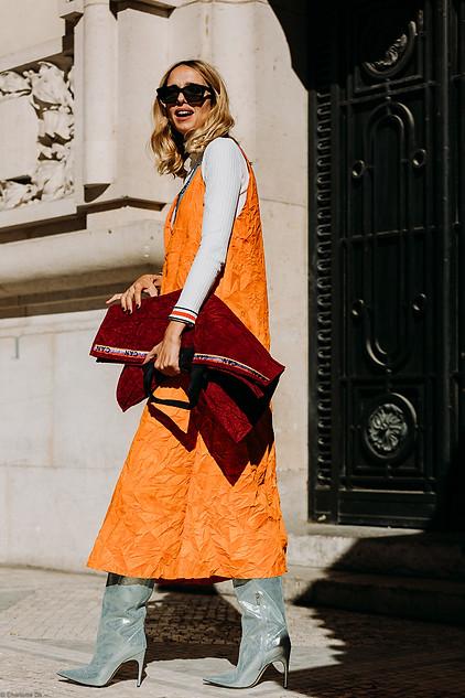 Charlotte Deckers Photography   FashionWeek Paris SS19 Fashion Streetstyle Candela Pelizza