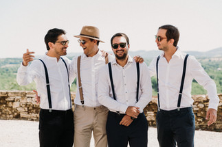 Charlotte Deckers Photography | Wedding Photographer | Groom with Best Men