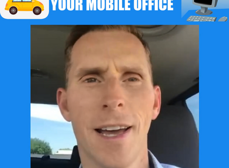 Get a mobile office!