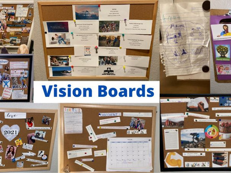3 Tips for a Better Vision Board