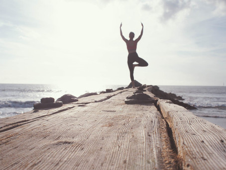 Creating Balance In Transition