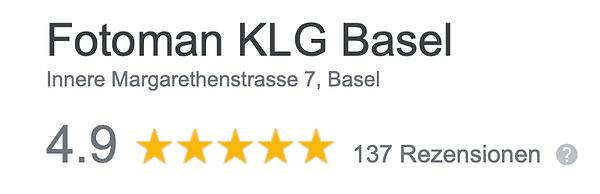 Fotostudio Basel Google Business Rezensionen 24.05.2021.p