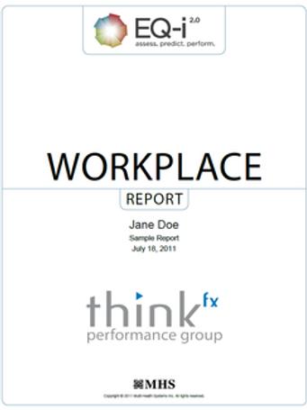 EQ-i 2.0 Workplace (Emotional Intelligence)