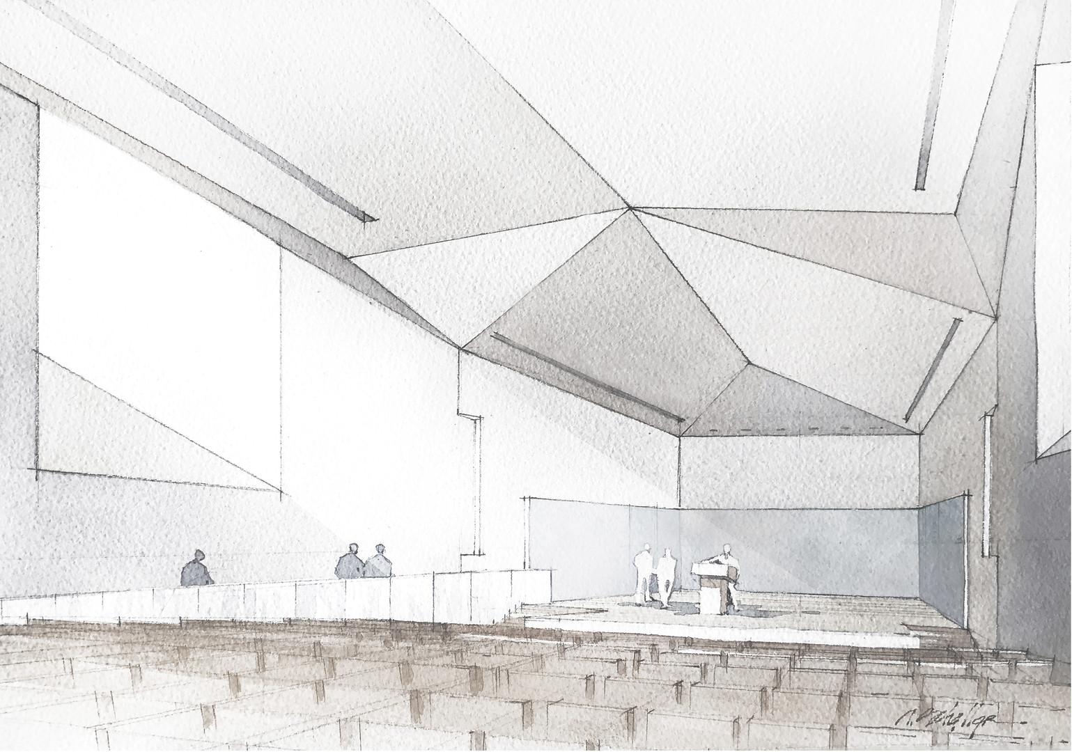 About the Auditorium