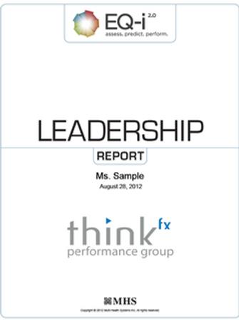 EQ-i 2.0 Leadership (Emotional Intelligence)