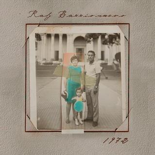 """Raly Barrionuevo lanzó su nuevo disco, """"1972"""""""