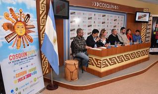 Presentación oficial de Cosquín 2019