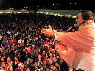 Culminaron los festejos Aniversario Ciudad de La Rioja