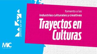 Convocatoria al Fomento Económico a las Industrias Culturales y Creativas