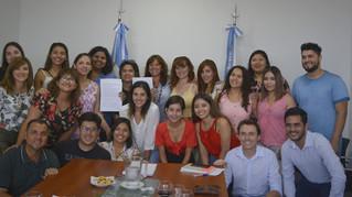 La Rioja: El CD sancionó la paridad de género