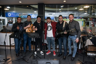 Artistas riojanos conquistaron  Córdoba en un show exclusivo