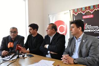 Convenio entre Secretaria de Cultura y el Independiente