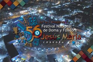 El Festival Jesús María anunció su 56° Edición