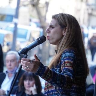 """Cecilia Roldan presenta """"La Voz del Alma"""""""