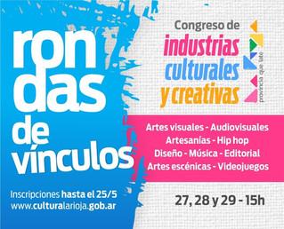 Todas las actividades del Primer Congreso de Industrias Culturales y Creativas