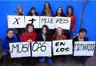El Senado aprobó el proyecto de ley de cupo femenino en festivales de música