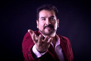Daniel Argañaraz presenta su nuevo show vía streaming
