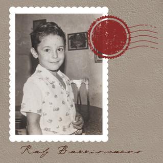 """Raly Barrionuevo presenta """"1972"""", el disco que canta la otra parte de su historia"""