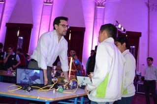 Con la participación de casi 3 mil alumnos se desarrolló «Viví Tu Secundaria»