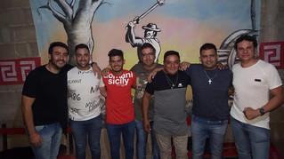 Los Legales fueron elegidos Padrinos del Festival de Machigasta