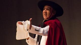 Hugo Jiménez, nombrado Embajador del Malambo y del Folclore Argentino