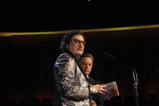 Charly Garcia se quedo con su tercer Gardel de Oro