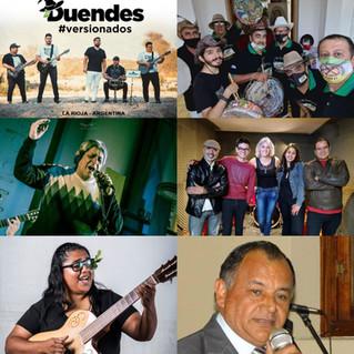 #LaCopleraSeisAños: Los artistas riojanos de la Peña Aniversario