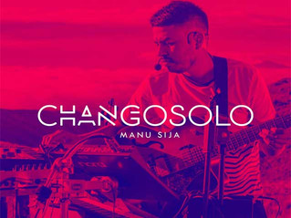 Manu Sija lanza su disco Chango Solo