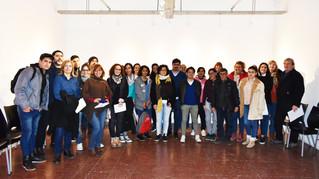 Se realizó reunión sobre nuevo catálogo digital de artes visuales