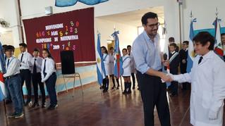 80 Escuelas y 2000 estudiantes participarán en las Olimpíadas de Matemática