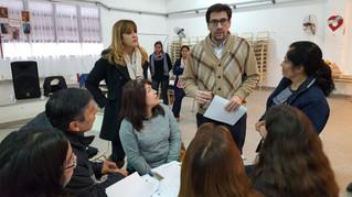 Refuerzan aprendizaje de Lengua y Matemática a través del «Programa Escuelas Faro»