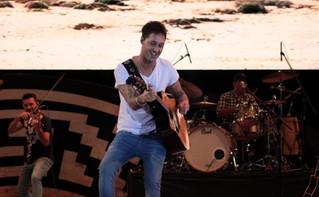 Fabricio Rodríguez trabaja en su nuevo disco