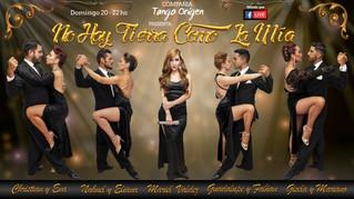 """La Compañía """"Tango Origen"""" Presenta """"No hay tierra como la mía"""""""