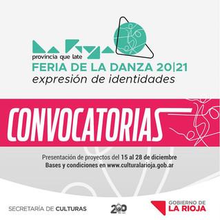 2° Edición de la Feria De La Danza 2020 – Expresión de Identidades