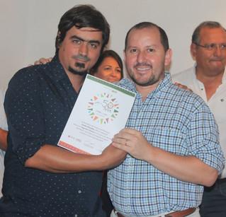 Cultura entregó premios de los concursos Chaya 2019