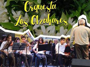 """Abren inscripciones para la Escuela Orquesta """"Los Azahares"""""""