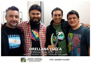 Orellana Lucca obtuvo la consagración en Jesús María 2017