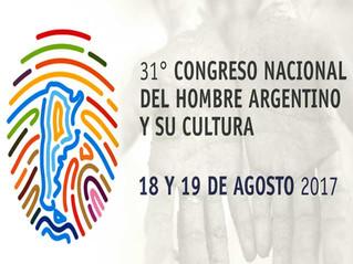 XXXI Congreso Nacional del Hombre Argentino y su Cultura