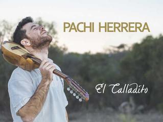 """Pachi Herrera lanza """"El Calladito"""""""