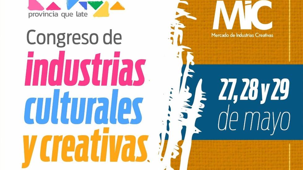 Se realizará el Congreso de Industrias Culturales y Creativas