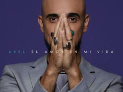 Abel Pintos presentó la tapa de su nuevo disco