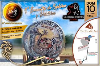 #LaCopleraSeisAños: Primer Encuentro de Copleros y Vidaleros