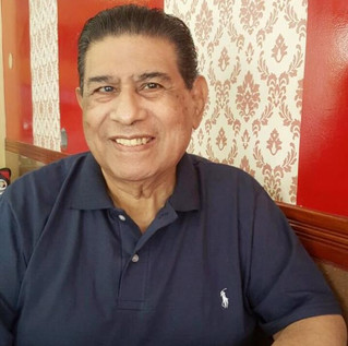 Onofre Paz: «Estoy ansioso de volver a cantar»