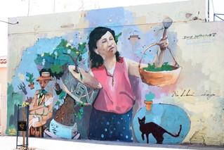 Nuevo mural chayero