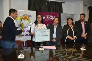 La Bruja Salguero recibió reconocimiento a su trayectoria